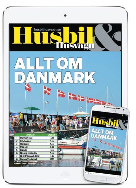 Husbil & Husvagn: Allt om Danmark