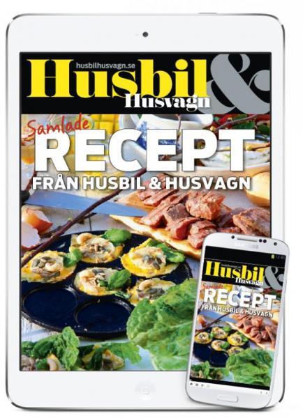 Samlade Recept från Husbil & Husvagn