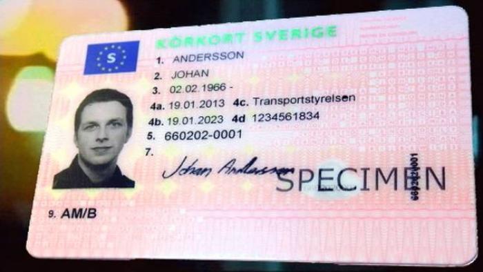 Svenskt B-körkort ogiltigt för husbil i Norge?