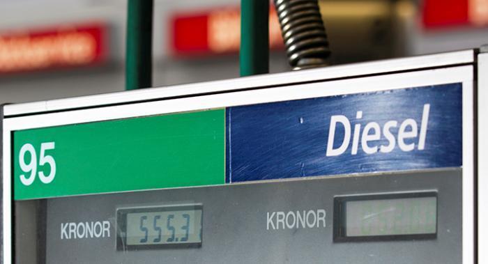 Tyskland förbjuder bensin- och dieselbilar