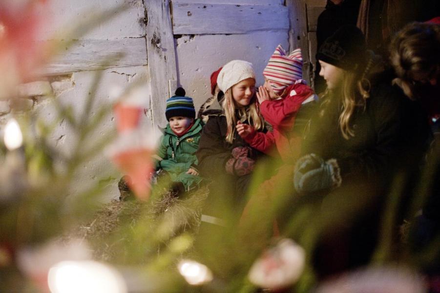 En julmarknad med tradition