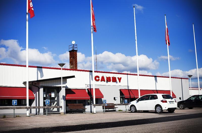 Cabbys fastighet fylls med nya husvagnar