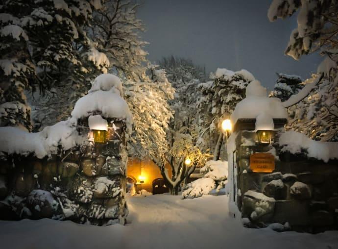Julen firas rejält i Stockholm