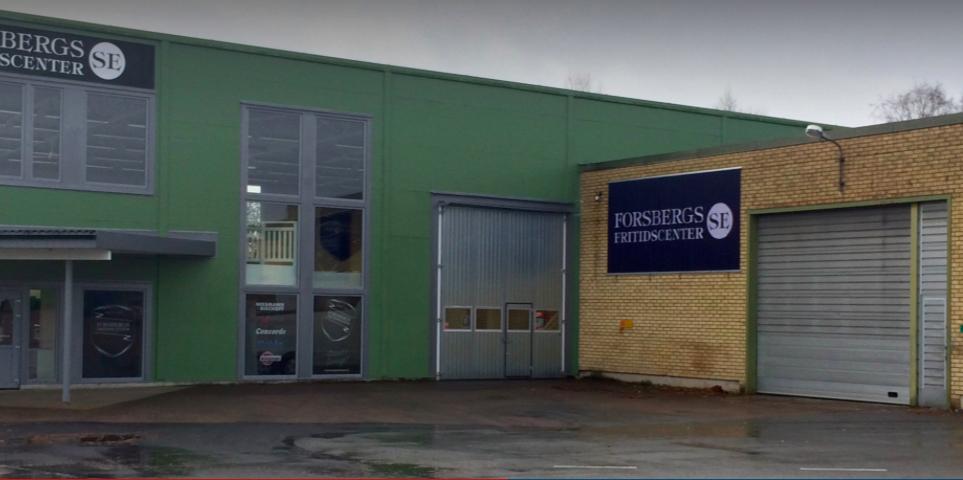 På torsdag öppnar Forsbergs i Karlstad