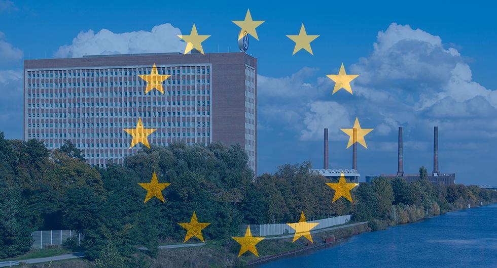 Tyskland, Volkswagens hemmaland, tas i örat av EU-kommissionen för att de agerat slapphänt i utsläppsskandalen.