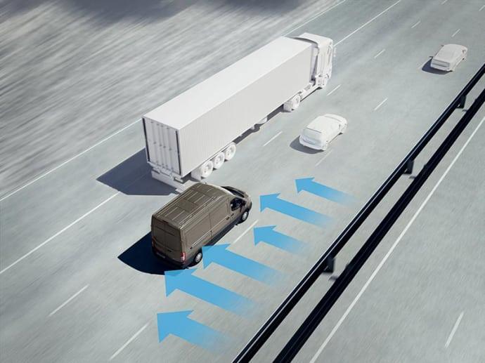 Ford lanserar sidvindsstabilisering