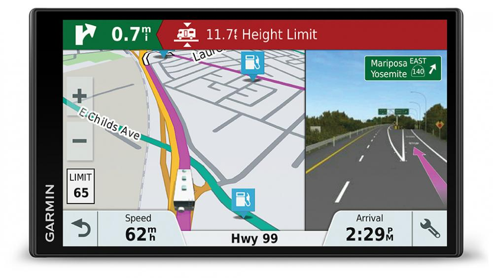 Garmin visar ny navigator för husvagn och husbil