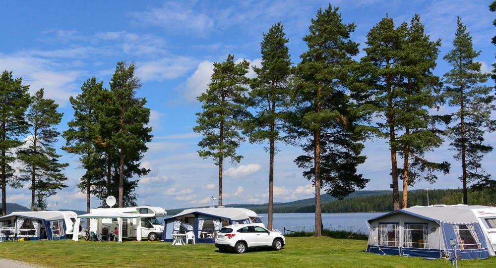 Restips: Gällö och Camp Viking – en fridfull oas