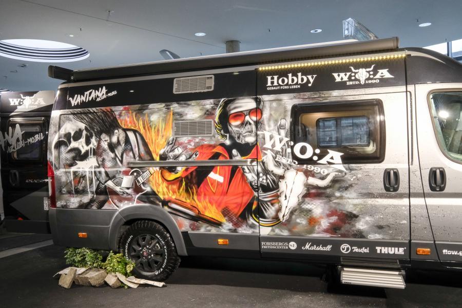 European Innovation Award för Hobbys reklam