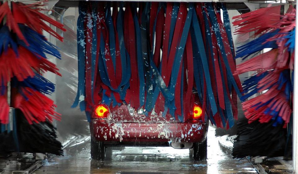 Nu startar Hållbar Biltvätt
