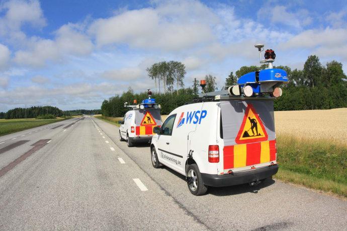 Sveriges stomvägnät kartläggs