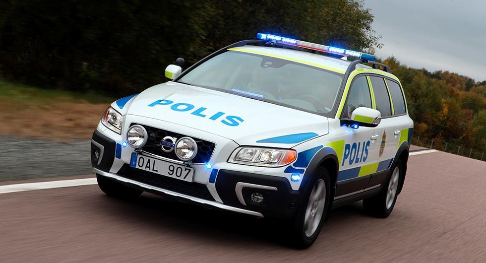 Stopp för falska polisbilar