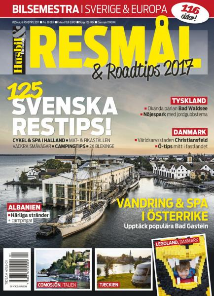 Resmål & Roadtips 2017