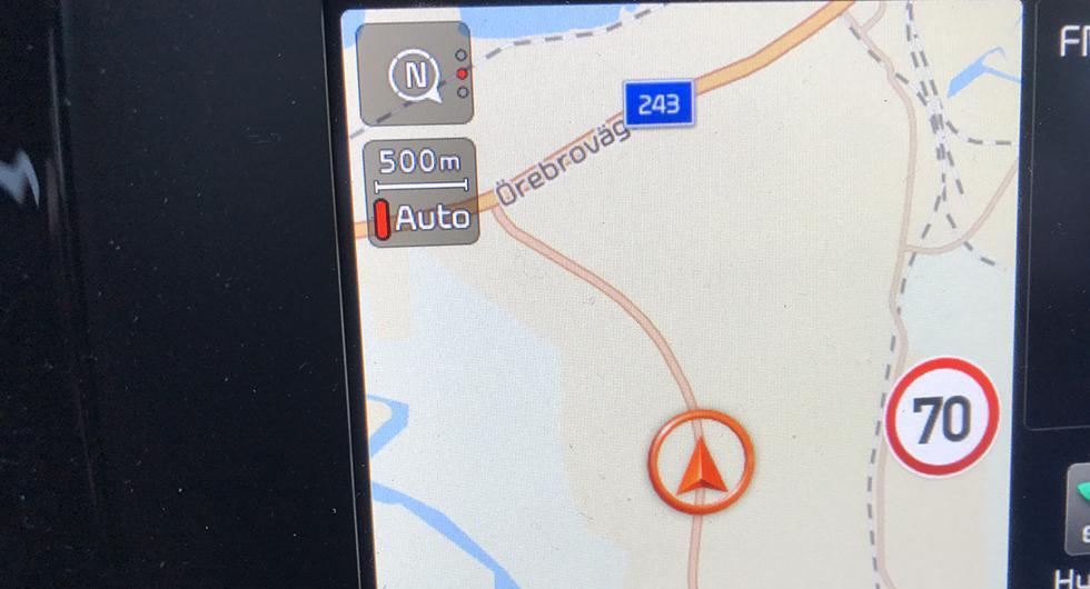 Lita inte på hastigheten i din GPS
