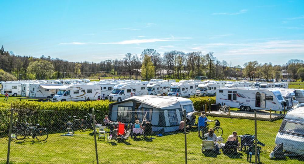 Restips: Grönt och sportigt på Vilsta Camping