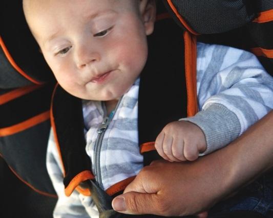 Ny nationell rekommendation för barn i bil
