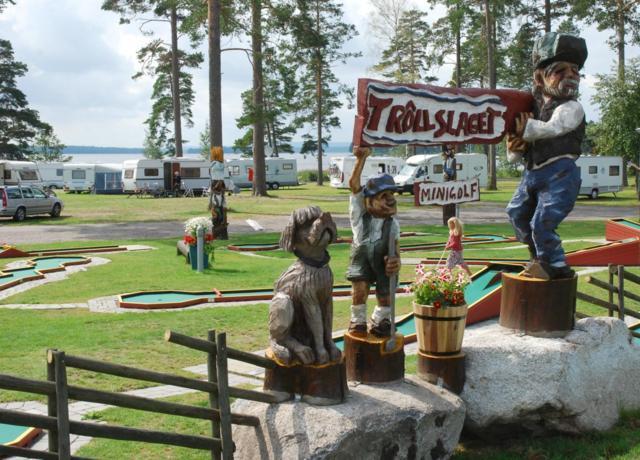 Karlsborgs camping satsar på fler ställplatser