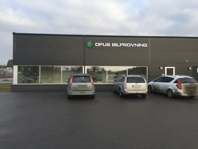 Opus öppnar nytt i Ronneby