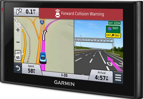 Europas ställplatser i GPS:en
