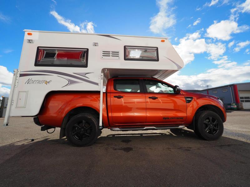 Nya campern Northstar 600 ATV