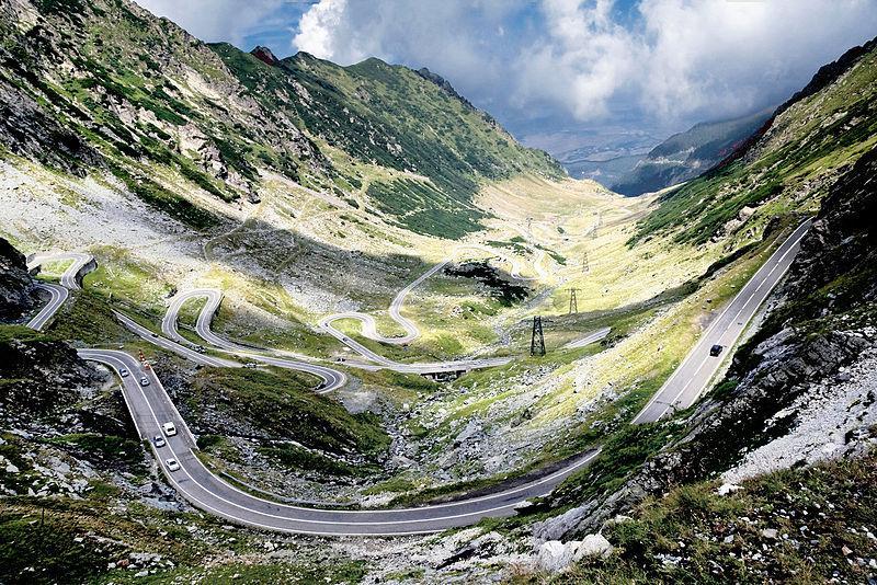 Transfagarasan, kanske världens vackraste väg