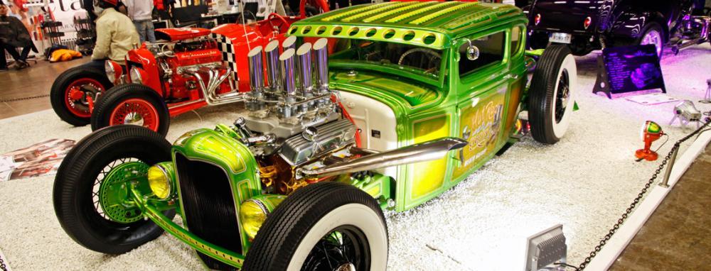 Custom Motor Show på Elmia i påsk