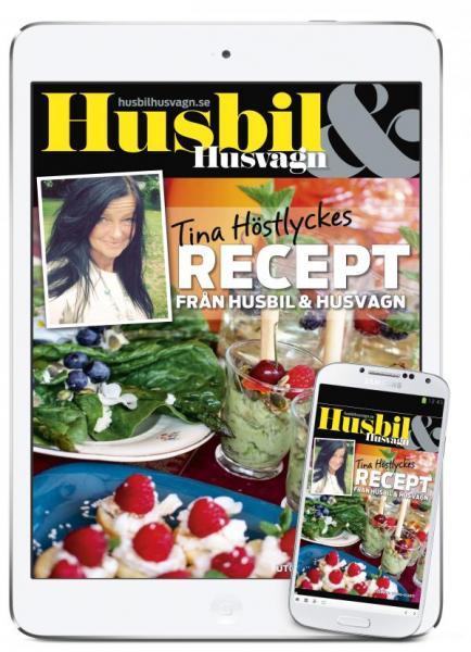 Samlade recept ur Husbil & Husvagn