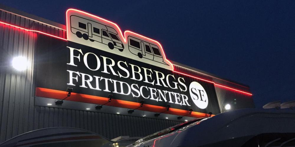 Forsbergs expanderar och öppnar i Kalmar