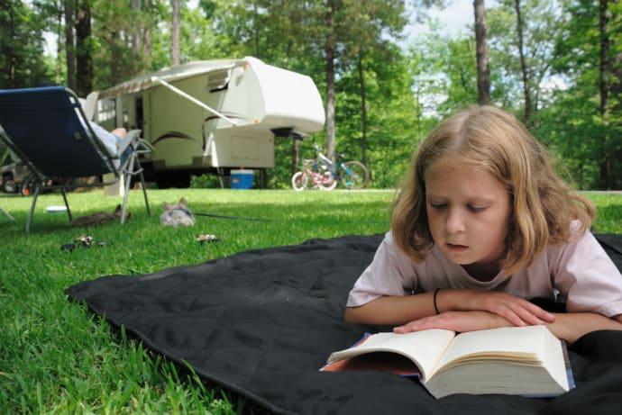 Återigen spås det bli rekord för camping