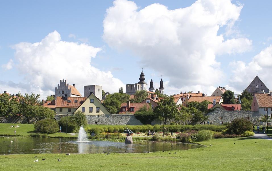 Förslag på fyra nya ställplatser i Visby