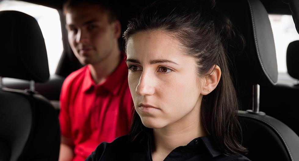Var femte kvinna har hoppat över körningen, eftersom de inte orkar med syrliga kommentarer från så kallade baksätesförare.