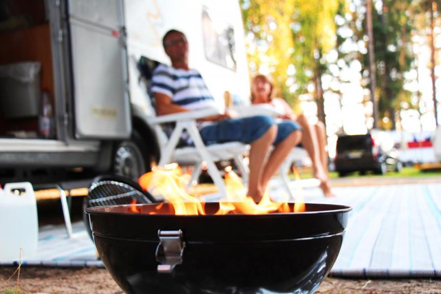 Bomstad Camping måste vräka långliggare