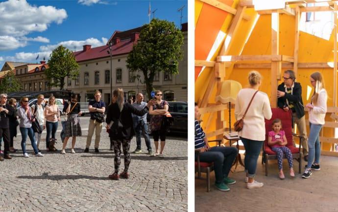 Örebro bjuder på OpenArt