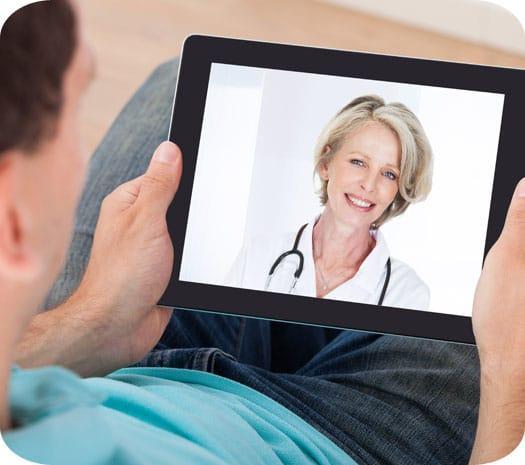 Läkaren i appen inte tillräcklig för försäkringsbolagen