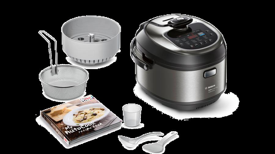AutoCook, ny typ av kompakt köksredskap för små ytor