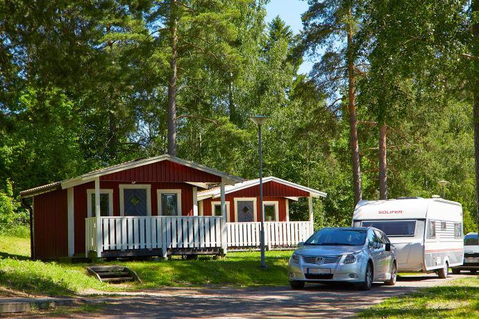 Svensk camping har fortsatt hög tillväxt