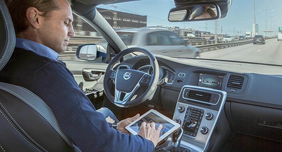 VTI förbereder för självkörande fordon