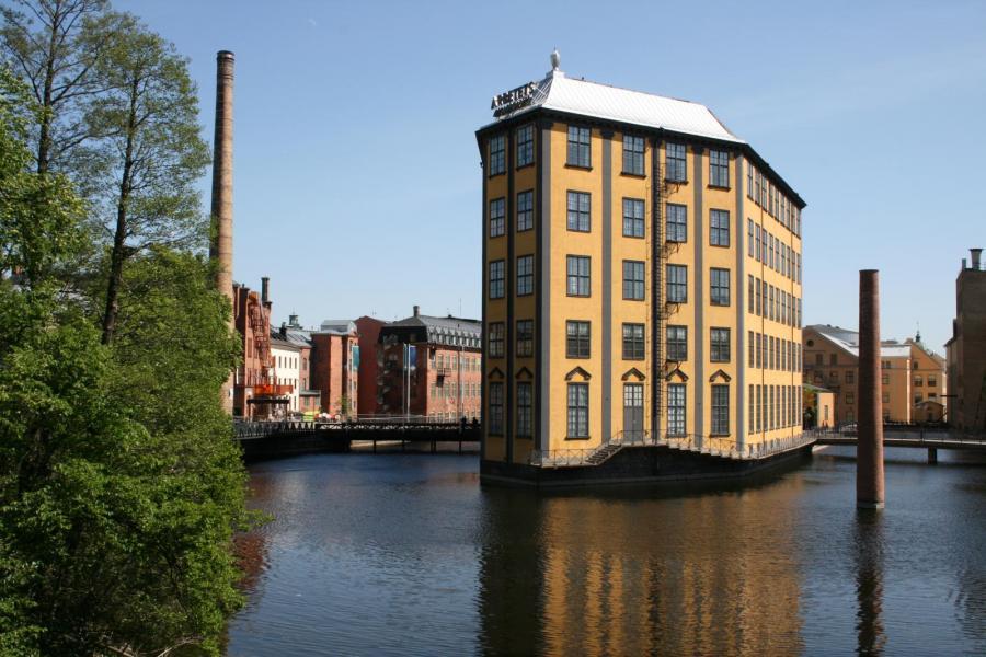 Ställplats öppnas mitt i Norrköping