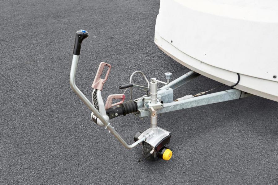 Elektriskt stödhjul istället för mover