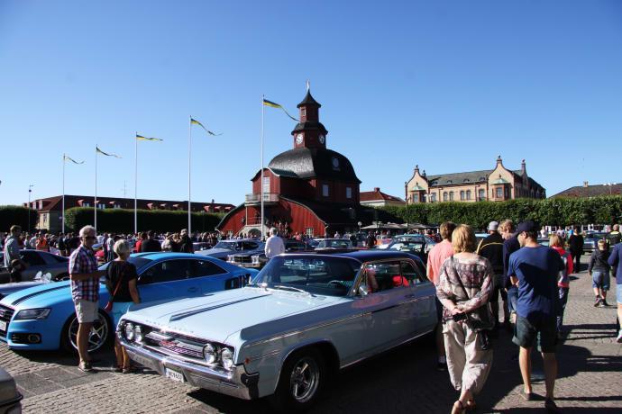 Motortorsdagar i Lidköping