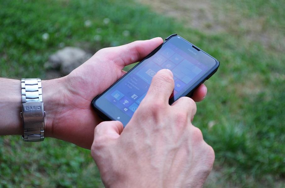 SOS-larm via SMS från 1 juli