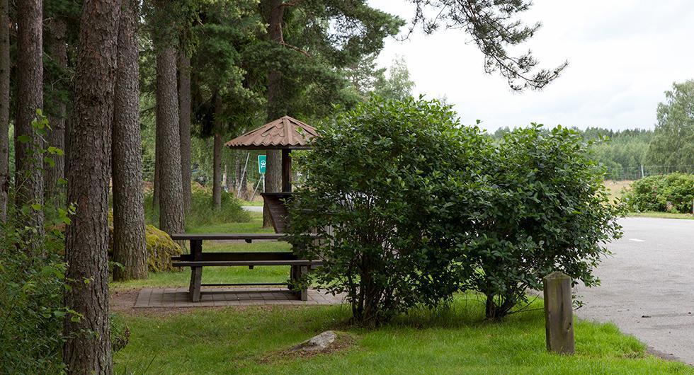 Sveriges bästa rastplatser utsedda