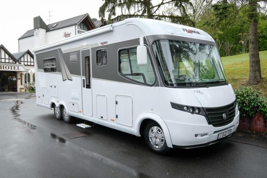Frankia 840 FD -2018