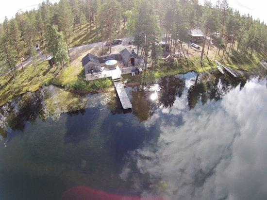 Testa att bo på naturcamping i sommar!
