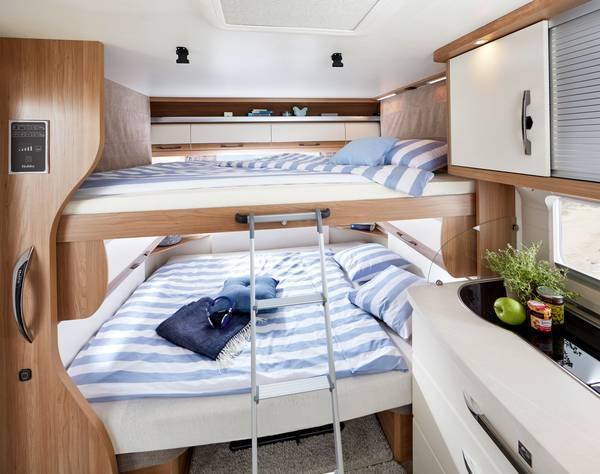 Hobby De Luxe 515 UHK, en husvagn för sju