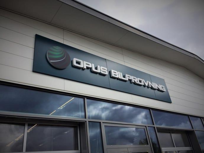 Opus Bilprovning öppnar i Arvika