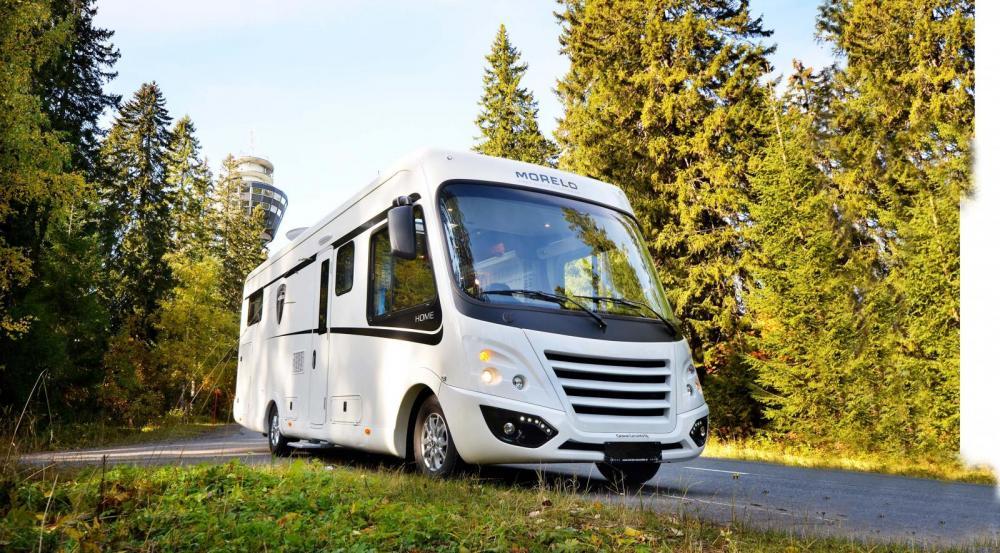 Morelo home 79 LX - stabil bil för finsmakare