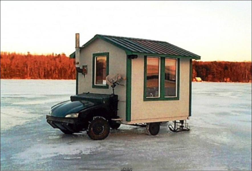 Husbil för vintern