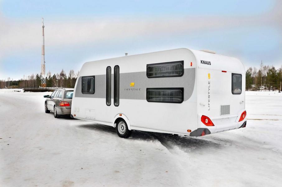 Knaus Lifestyle 550 LK, Knaus nya livsstil