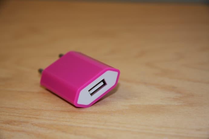 Användning av brandfarliga USB-laddare nu kartlagt